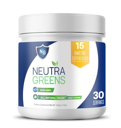 best health booster product neutra greens