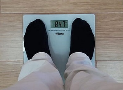 scale weight for weight loss